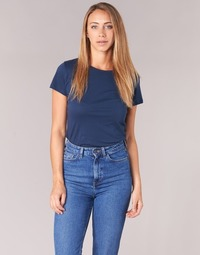 material Women short-sleeved t-shirts BOTD EQUATILA Marine