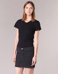 material Women short-sleeved t-shirts BOTD EFLOMU Black