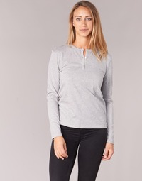 material Women Long sleeved shirts BOTD EBISCOL Grey