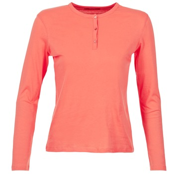 material Women Long sleeved shirts BOTD EBISCOL Orange