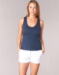 material Women Tops / Sleeveless T-shirts BOTD EDEBALA Marine