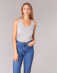 material Women Tops / Sleeveless T-shirts BOTD EDEBALA Grey