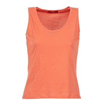 material Women Tops / Sleeveless T-shirts BOTD EDEBALA Orange