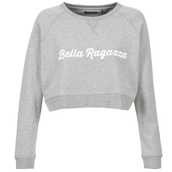 material Women sweaters School Rag SALISA Grey
