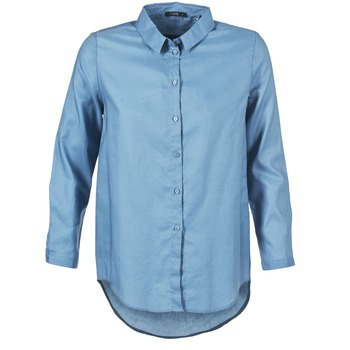 material Women Shirts School Rag CHELSY Blue