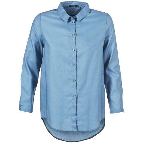 material Women Shirts School Rag CHELSY Blue