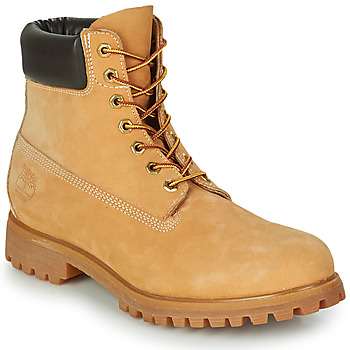 Shoes Men Mid boots Timberland PREMIUM BOOT 6'' Brown