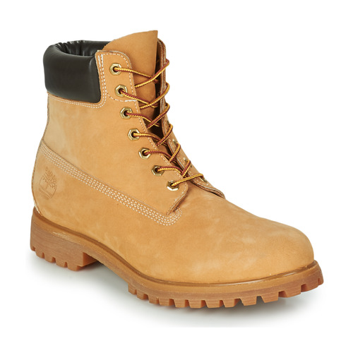 Templado misil interior  Timberland PREMIUM BOOT 6'' Brown - Fast delivery | Spartoo Europe ! -  Shoes Mid boots Men 220,00 €
