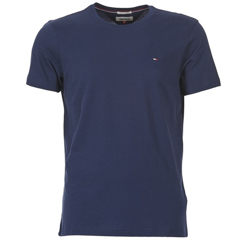 material Men short-sleeved t-shirts Tommy Jeans OFLEKI Marine
