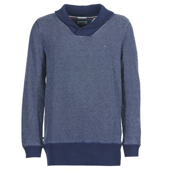 material Men jumpers Tommy Jeans SOUSPEN Marine