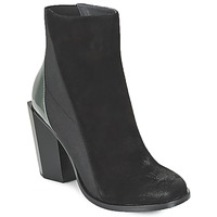 Shoes Women Ankle boots United nude TETRA HI Black / Grey
