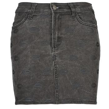 Skirts American Retro HELENE Grey 350x350