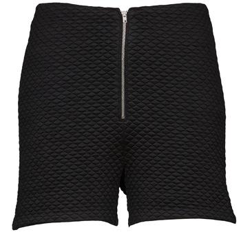 material Women Shorts / Bermudas American Retro JOSEPH S Black