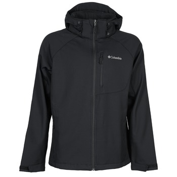 material Men Blouses Columbia CASCADE RIDGE II SOFTSHELL Black