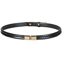 Accessorie Women Belts Hugo Boss Black ADALINE Black