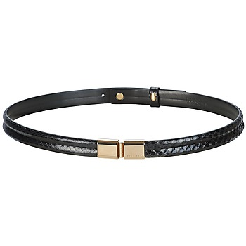 Accessorie Women Belts Hugo Boss Black ADALINE Black