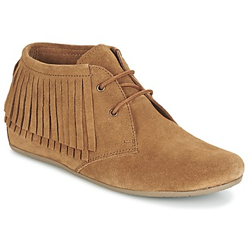 Shoes Women Mid boots Maruti MIMOSA CAMEL