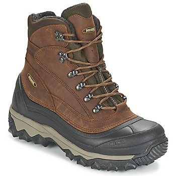 Shoes Men Hiking shoes Meindl WENGEN PRO Brown / Dark