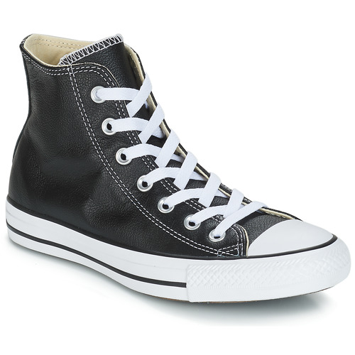 Shoes High top trainers Converse Chuck Taylor All Star CORE LEATHER HI Black
