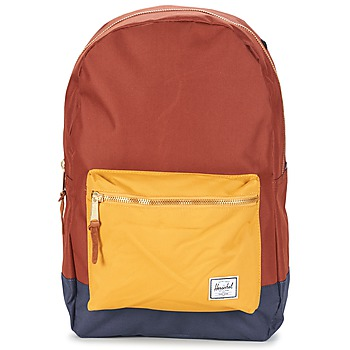 Bags Men Rucksacks Herschel SETTLEMENT Rust / Navy