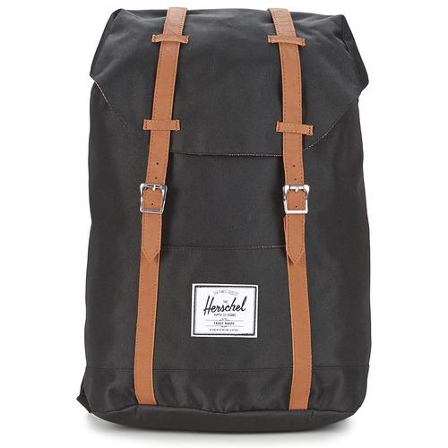 Bags Rucksacks Herschel RETREAT Black