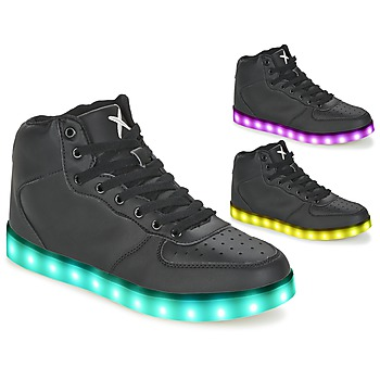 Shoes Men High top trainers Wize & Ope THE HI TOP Black