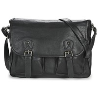 Bags Men Messenger bags Casual Attitude  Black
