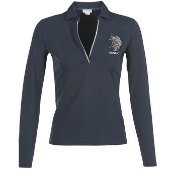 long-sleeved polo shirts U.S Polo Assn. CRISTINE