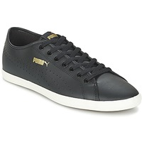 Shoes Men Low top trainers Puma ELSU V2 PERF SL Black