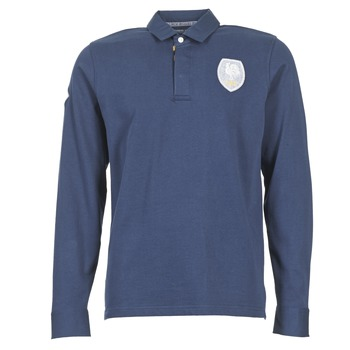 long-sleeved polo shirts Serge Blanco ECUSSON COQ