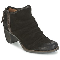 Shoes Women Low boots Dkode CARTER Black