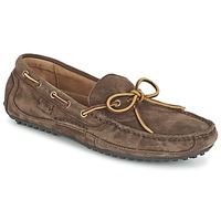 Shoes Men Loafers Ralph Lauren WYNDINGS Brown