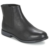 Shoes Women Mid boots Camper BOWIE Black