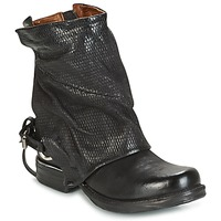 Shoes Women Mid boots Airstep / A.S.98 SAINT PI Black