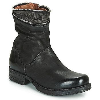 Shoes Women Mid boots Airstep / A.S.98 SAINT LA Black