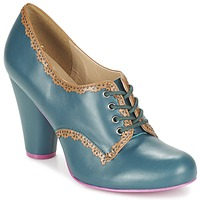 Shoes Women Low boots Cristofoli POSS CHAV Blue / Petrol