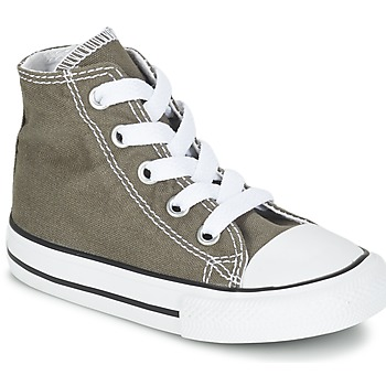Shoes Children High top trainers Converse CHUCK TAYLOR ALL STAR CORE HI ANTHRACITE