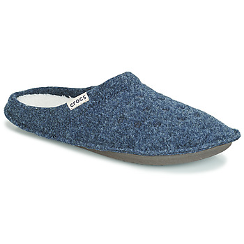 Shoes Slippers Crocs CLASSIC SLIPPER Marine / Red
