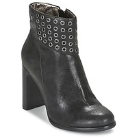 Shoes Women Ankle boots Replay WIMPOLE Black