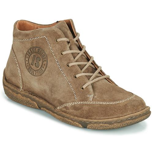 Shoes Women Mid boots Josef Seibel NEELE 01 Brown