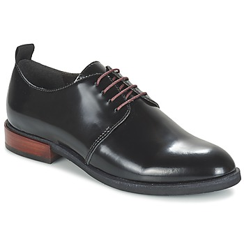 Shoes Women Derby shoes Un Matin d'Ete DEVINE Black