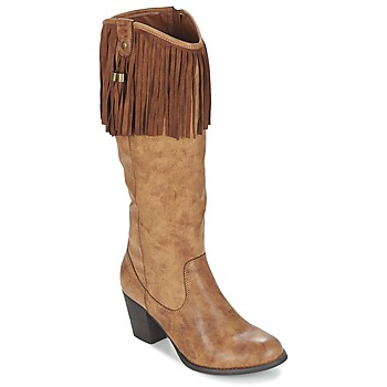 Shoes Women Boots Refresh TRITOU CAMEL