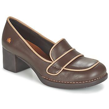 Shoes Women Court shoes Art BRISTOL Brown