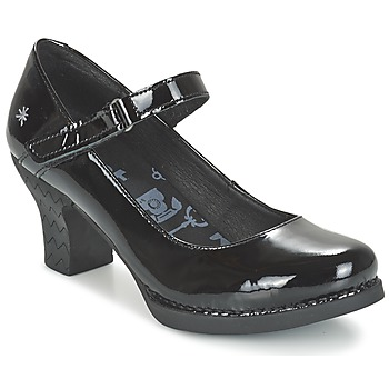 Shoes Women Court shoes Art HARLEM Black