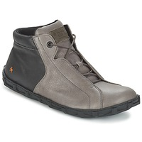 Shoes Men Mid boots Art MELBOURNE Grey / Black
