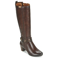 Shoes Women Boots Pikolinos SEGOVIA W1J Brown