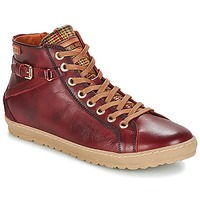 Shoes Women High top trainers Pikolinos LAGOS 901 Bordeaux