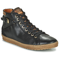 Shoes Women High top trainers Pikolinos LAGOS 901 Black