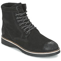 Shoes Men Mid boots Superdry STIRLING BOOT Black