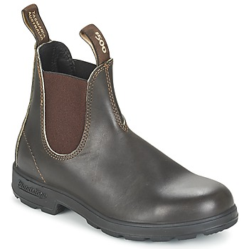 Shoes Mid boots Blundstone CLASSIC BOOT Brown